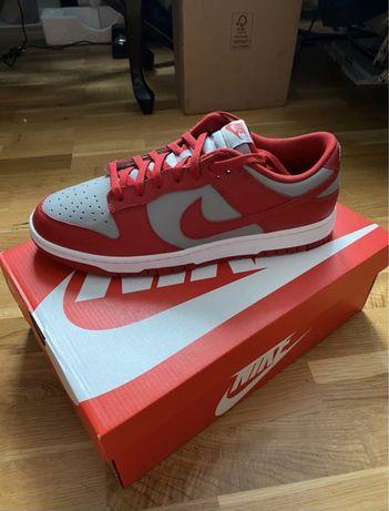 Nike Dunk Low UNLV Varsity Red