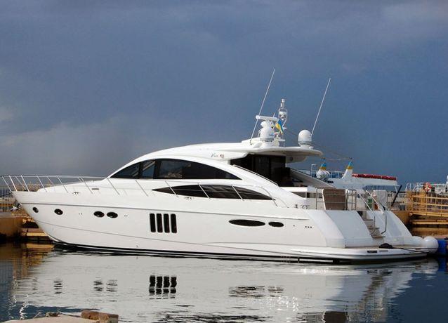 Продам яхту Princess V65