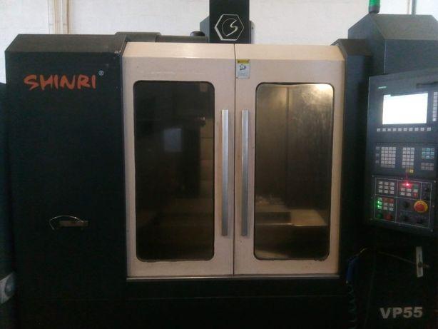 Centro Maquinação - Shinri - VP55