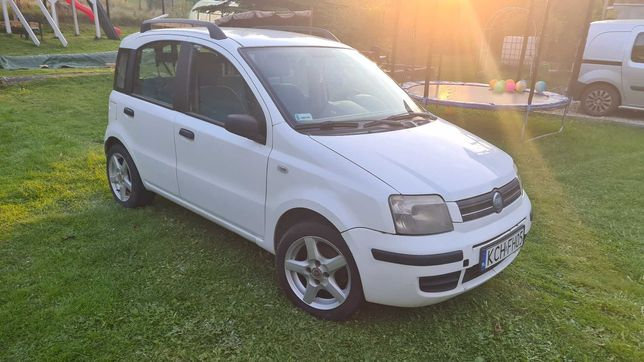Fiat Panda II 2005 Zadbane OKAZJA