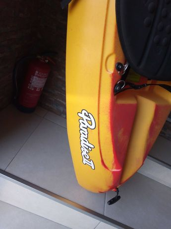 Canoa kayak novo