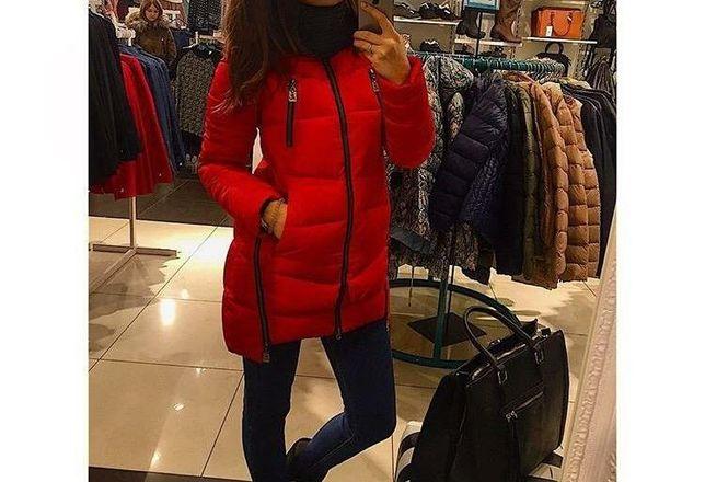 Новая куртка, пуховик, пальто. Размер S