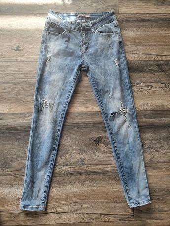 Spodnie marmurkowe s