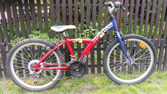 Sprzedam rower Kross 24 cale