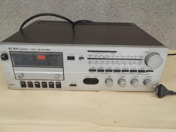 PRL .Radio ,Magnetofon,,SC 1810''