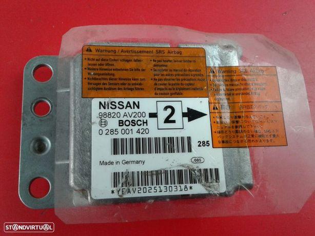 Centralina Do Airbag Nissan Primera (P12)