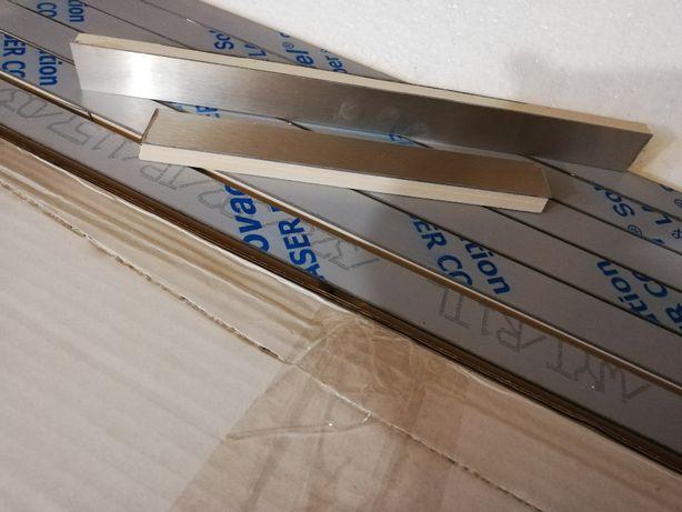Listwy metalowe ozdobne do płytek ceramicznych