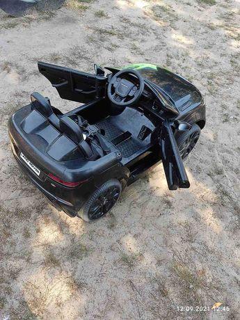 Детский электромобиль, електромобіль, машинка Range Rover Evoque 4х4