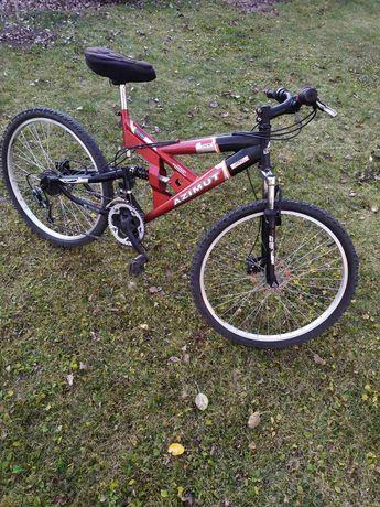 Горный велосипед  Azimuth 26 колеса в отличном состоянии