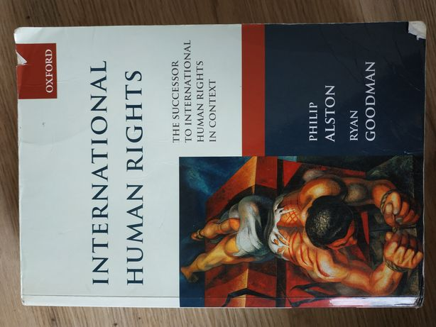 International Human Rights Alston Goodman Oxford