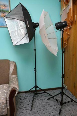 Набір студійного освітлення Fomei Basic Kit 200