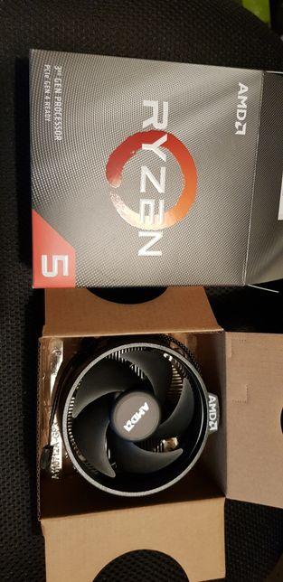 Sprzedam standardowy cooler AMD do procesora Ryzen 5