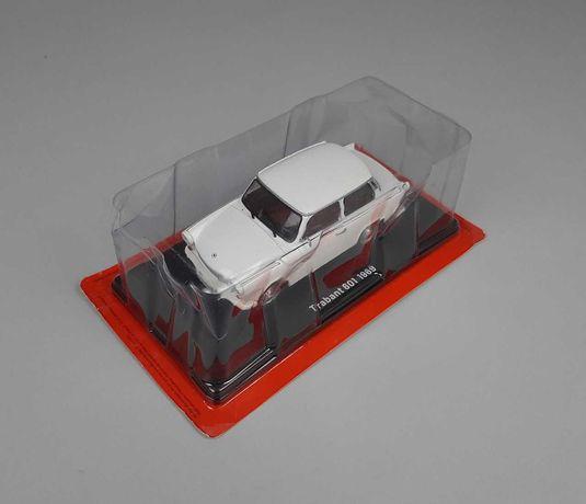 Trabant 601 1:24 Hachette Samochody PRL