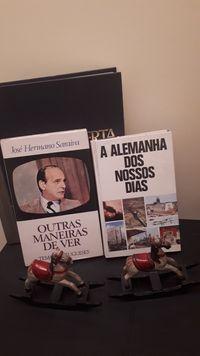 """2 Livros Vintage:""""Outras Maneiras de Ver""""+""""Alemanha dos nossos dias"""""""
