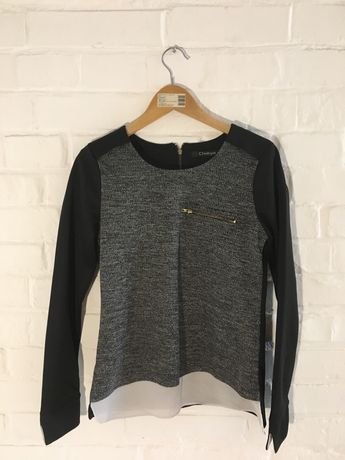 Кофта свитер свитшот OXEYA S M