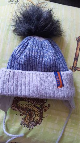 Зимняя шапка,размер 53