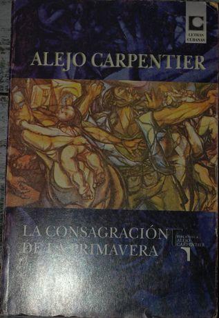 Książka hiszpańskojęzyczna