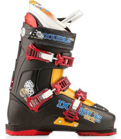 Новые лыжные ботинки Nordica Double Six, 42-42,5 см