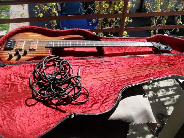 Gitara elektryczna basowa KORT C4Z