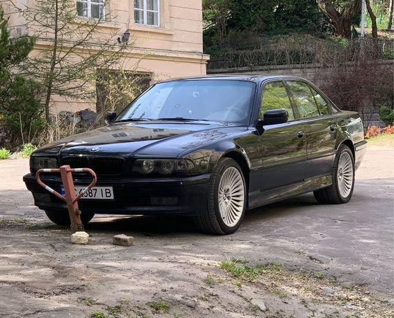 BMW 740 E38 мотор m62b44 безванос