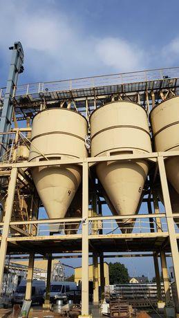 silosy lejowe na zboże cement 60m3