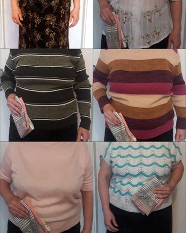 Жіночі Кофти з Європи, розмір 52 54 56 , стан першого прання.