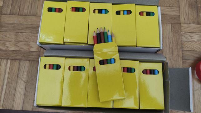 Caixas de mini lápis 100 unidades