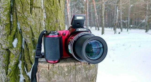 Nikon L810+Сумка к нему в Подарок!фотоаппарат цифровой,не Canon,Sony