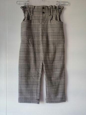Spodnie Zara rozmiar 116
