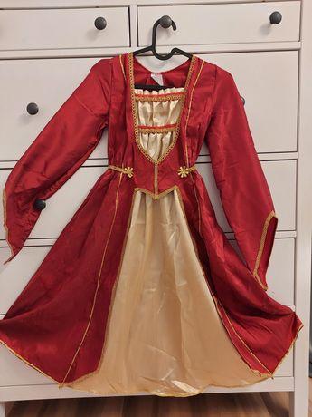 Suknia balowa księżniczka królowa