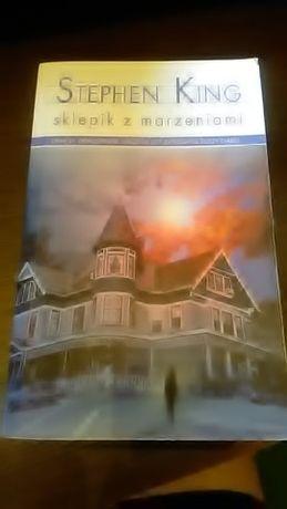 Stephen King: Sklepik z marzeniami