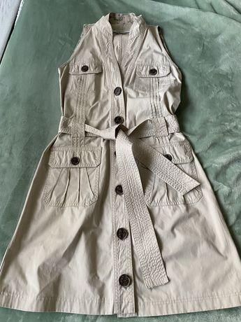 Vestido Zara usado 1x tam S