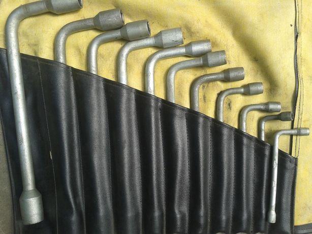 Набор гнутых торцовых ключей