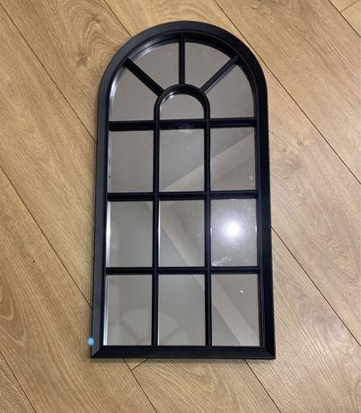 Lustro w kształcie okna