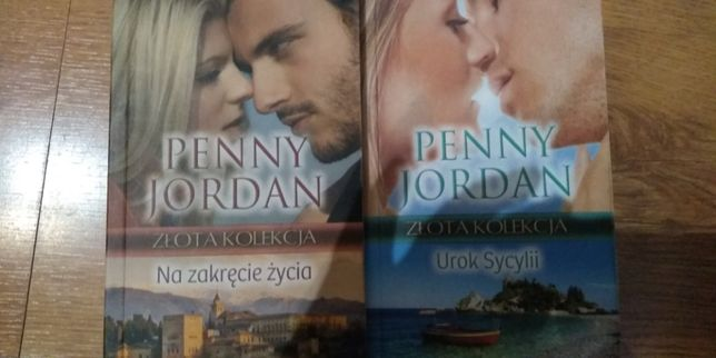 Książki Penny Jordan Złota kolekcja