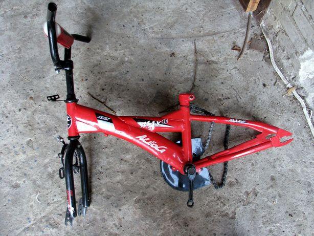 Rama BMX MAX 16 Aleola