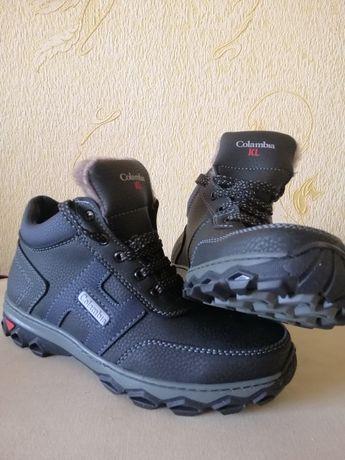 Ботинки зимние мужские 40-41