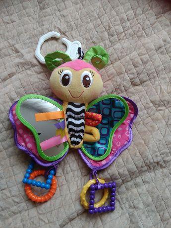Motyl - zawieszka Playgro - stan bardzo dobry!!