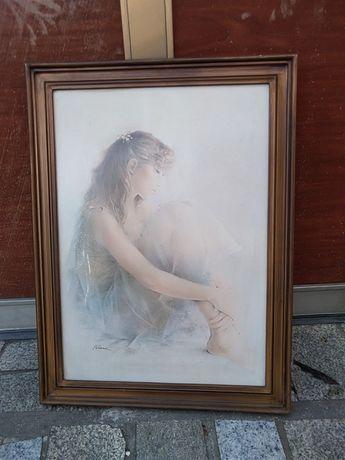 Vendo este quadro antigo