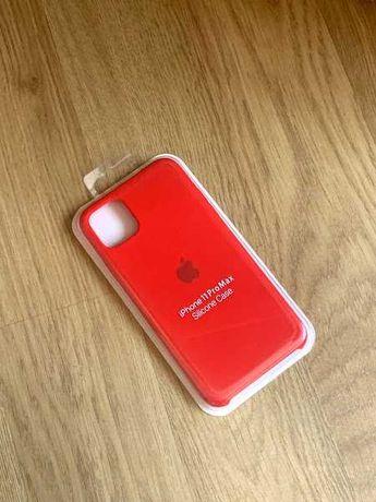Apple etui case iphone 11 pro max czerwony