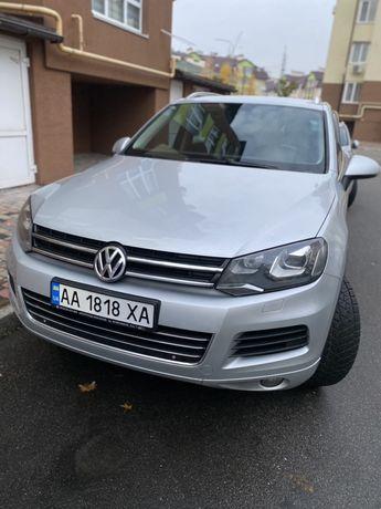 Volkswagen Touareg PNEVMO 2012