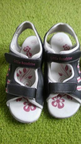 Sandały dla dziewczynki rozm. 34