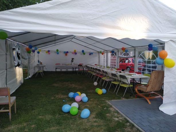 Wynajem namiotu imprezowego