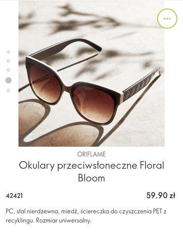 Okulary przeciwsłoneczne Floral Bloom