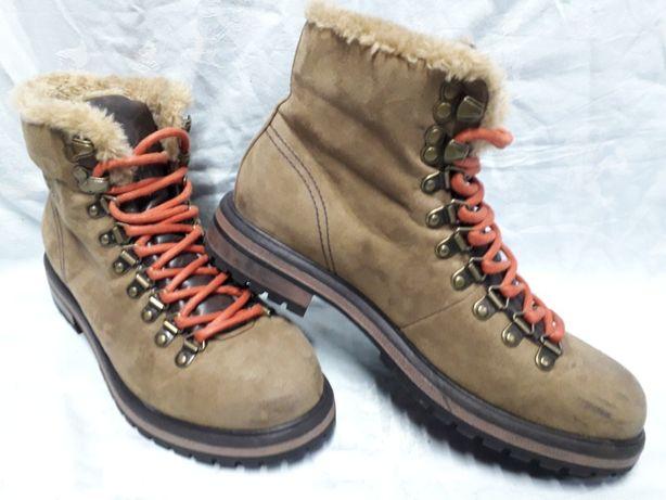 Ботинки утеплённые, Landrover 40 размер.