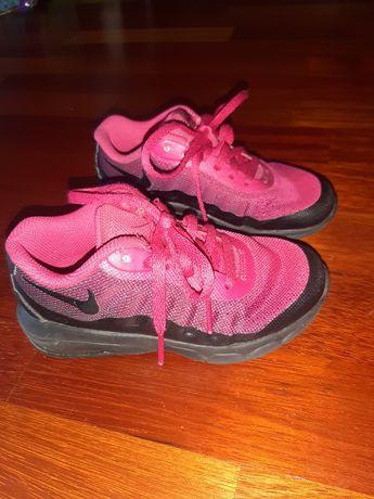 Nike air Max różowe 27