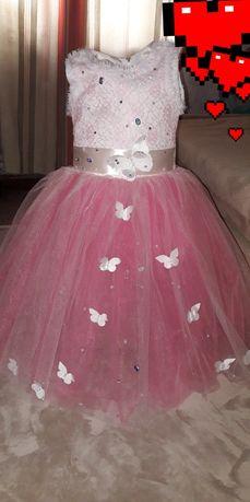 Нарядное платье праздничное новогоднее ввпускное