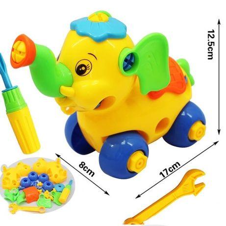 Puzzle 3D para crianças