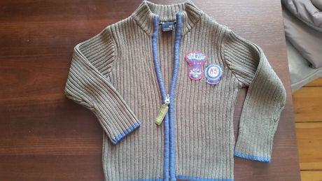 sweterek chłopięcy cocodrillo