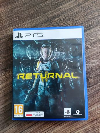 Returnal PS5 jak nowa